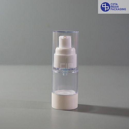 Botol Airless 20 ml-White