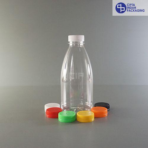 Botol Pet Cantik 350 ml