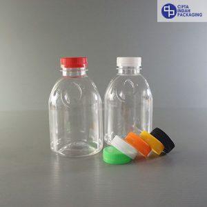 Botol Plastik Detox 250 ml