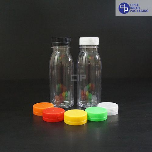 Botol Plastik Jelly 100 ml