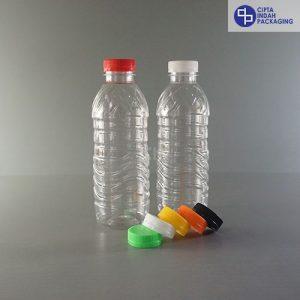 Botol Plastik Mineral 330 ml