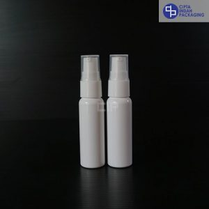 Botol Pump 30 ml - Putih (1)