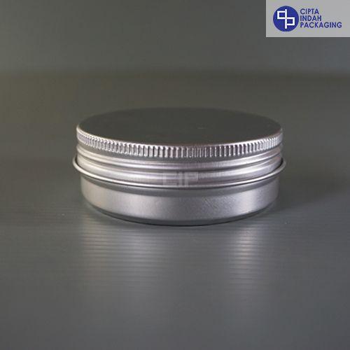 Kaleng Pomade Alumunium 60 gr