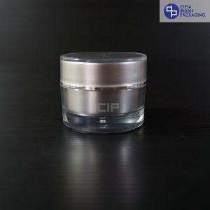 Pot Acrylic 10 gr-Silver