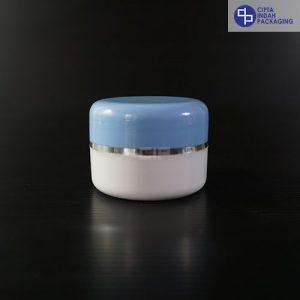 Pot Cream 12,5 gr-Biru Putih