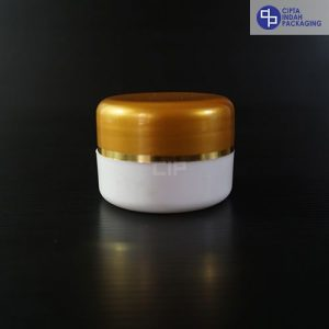 Pot Cream 12,5 gr-Gold Putih