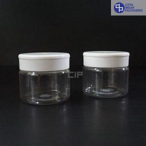 Pot Jar-Pot Spa 177 gr-Putih Transparan