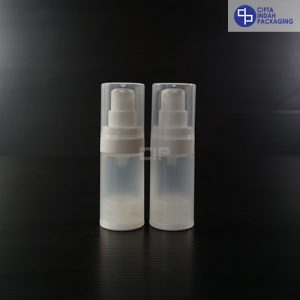 Botol Airless 15 ml-PP