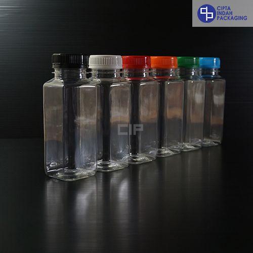 Botol Kick Square 250 ml