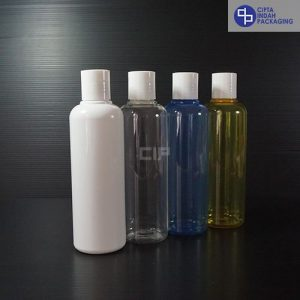 Botol Disctop 250 ml-Tutup Putih