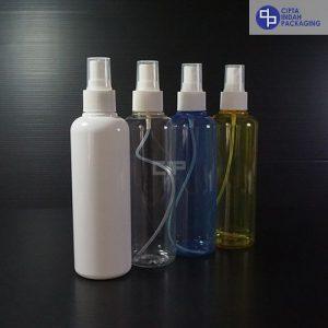 Botol Spray 250 ml-Tutup Putih