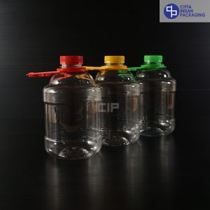 Galon Mini 500 ml-Transparan