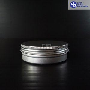 Kaleng Pomade Alumunium 100 Gr