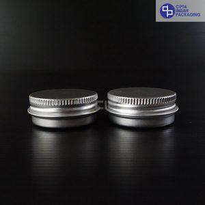Kaleng Pomade Alumunium 15 Gr