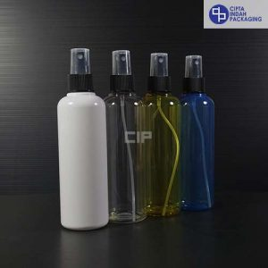 Botol Spray 250 ml-Tutup Hitam