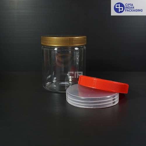Toples Plastik 500 ml
