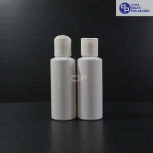 Botol Disctop 100 ml RF Putih -Tutup Putihl