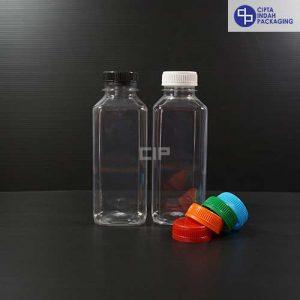 Botol Kick Square 500 Ml