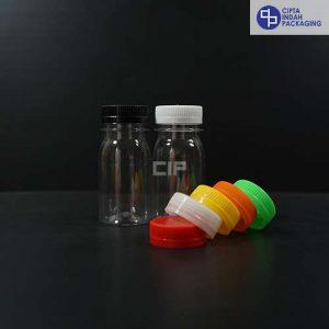 Botol Plastik Jelly 50 ml (1)