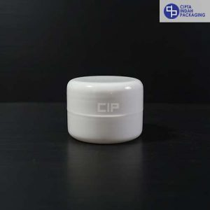 Pot Cream 12,5 gr Putih Full-Bahan PP