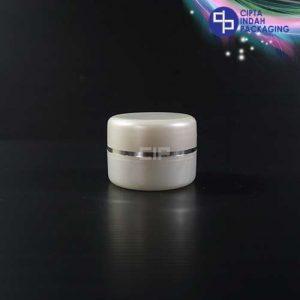Pot Cream 12,5 gr Putih Mutiara Full-Bahan PP